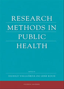 Research methods in public health